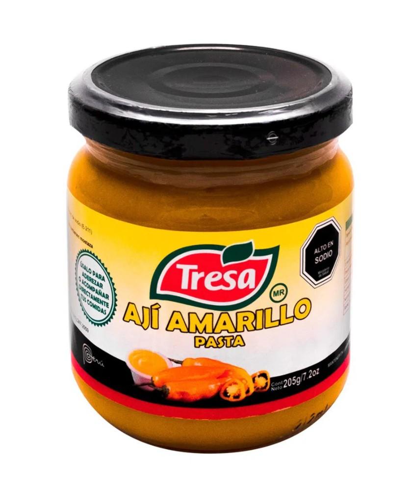 Pasta de ají amarillo Frasco 205 g