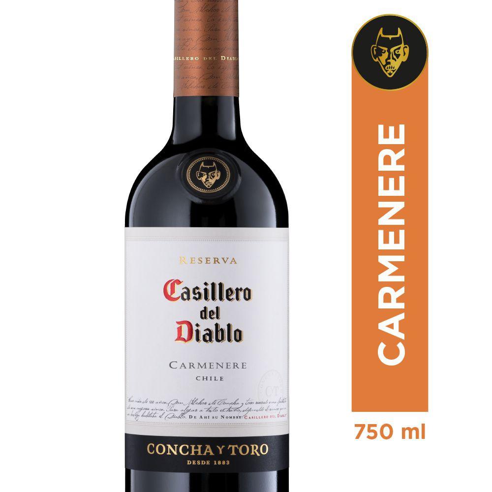 Vino Carmenere reserva