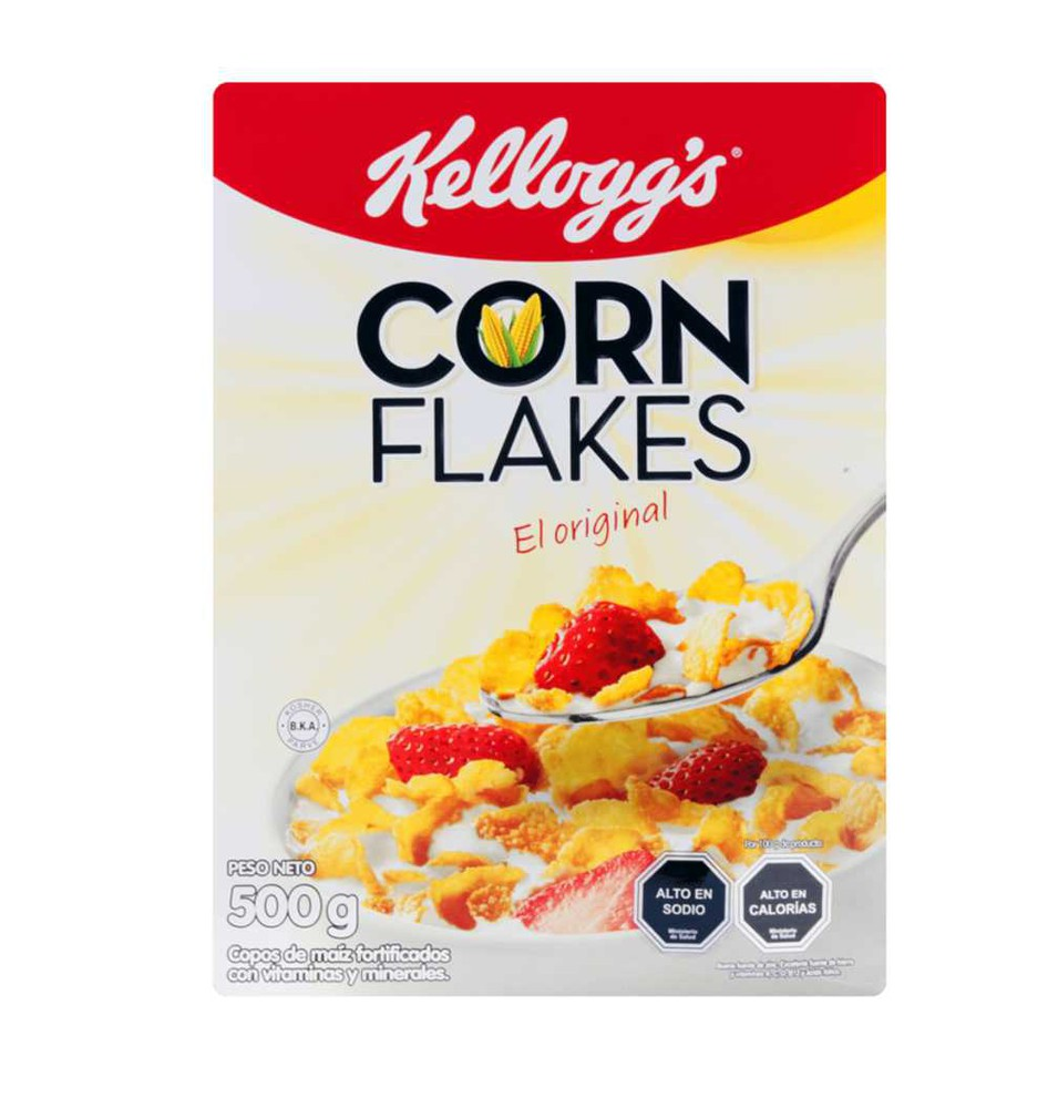 Cereal Corn Flakes original