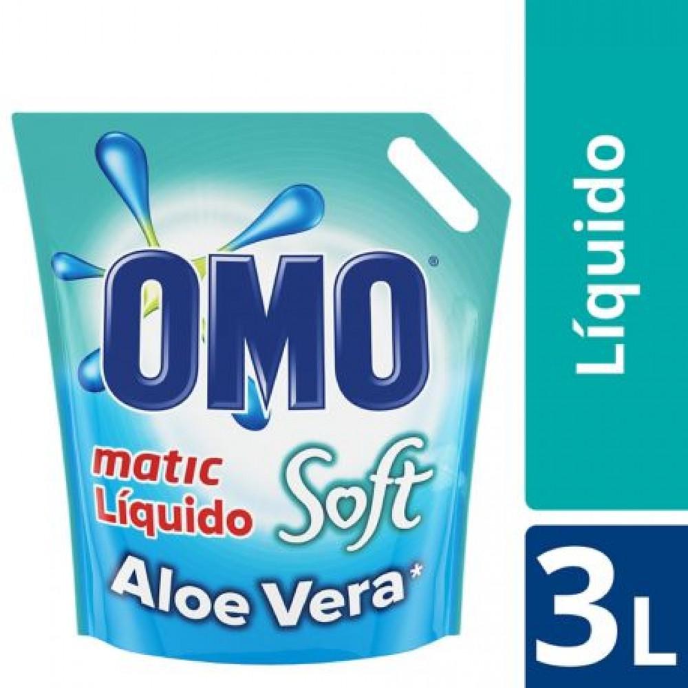 Detergente líquido multiacción soft aloe vera