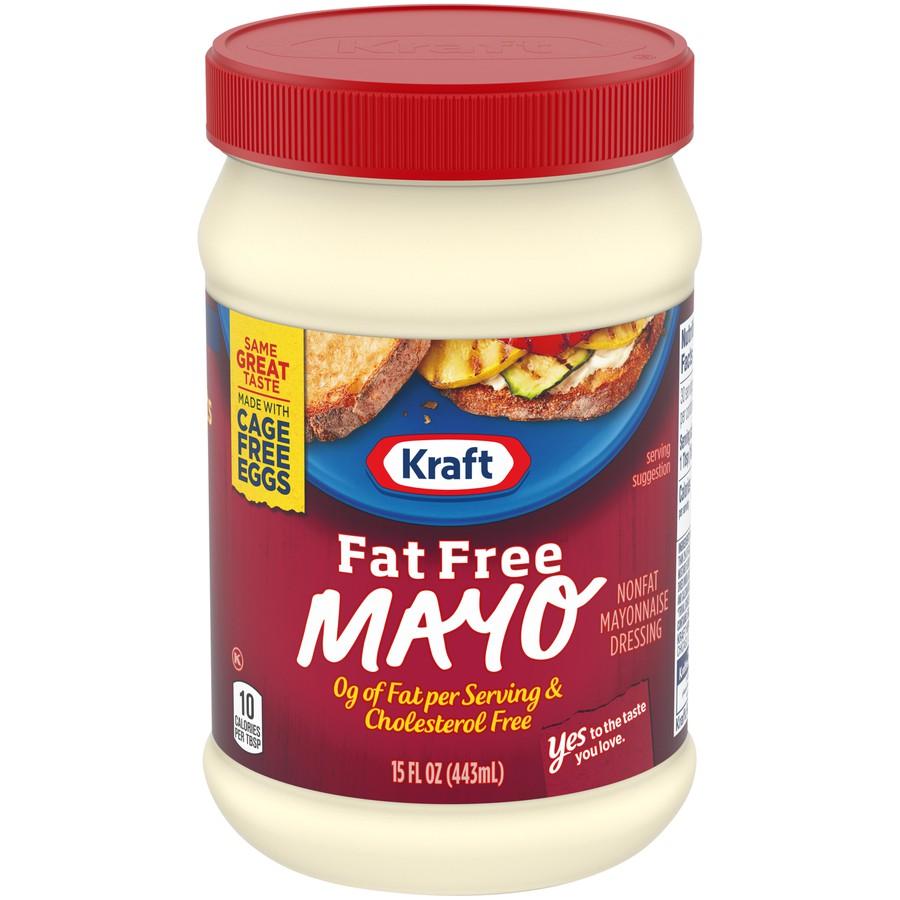 Mayonesa fat free