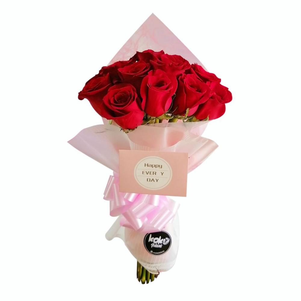 Love roses 15 rosas
