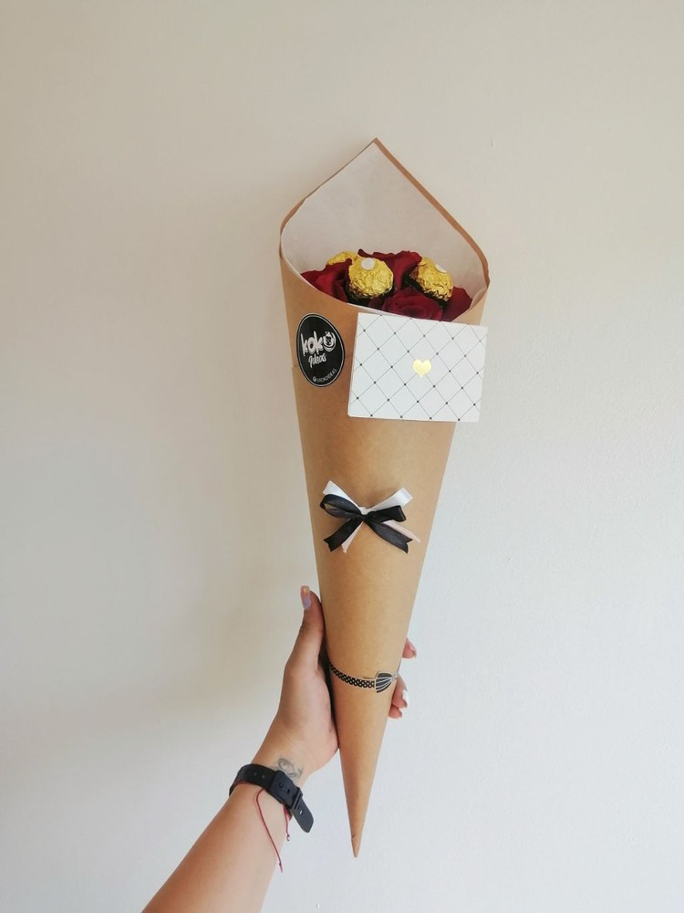 Especial 5 rosas