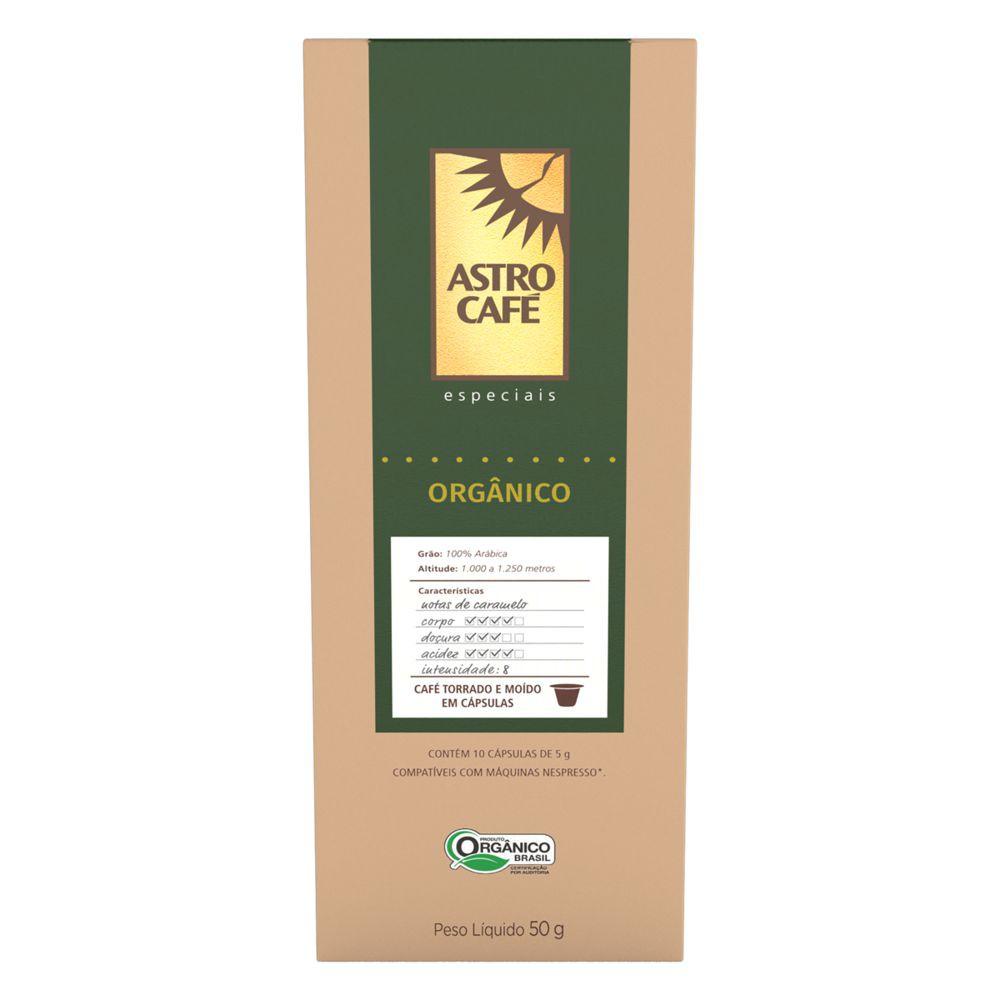 Café orgânico