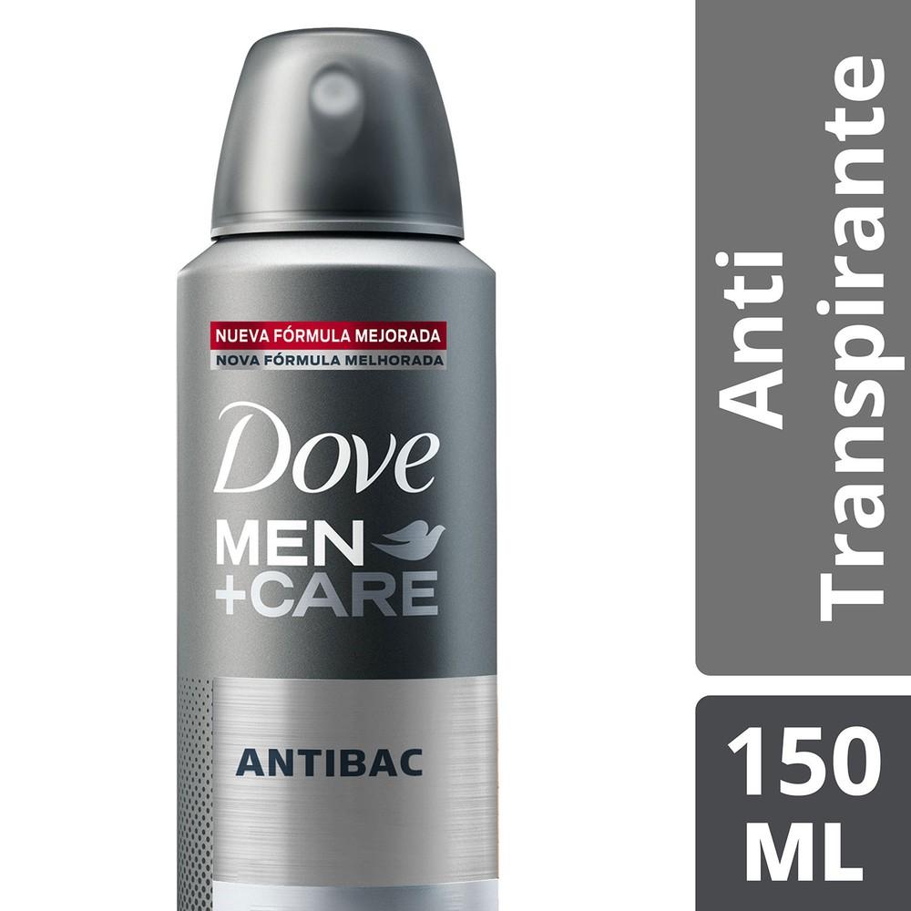 Desodorante antitranspirante hombre silver control