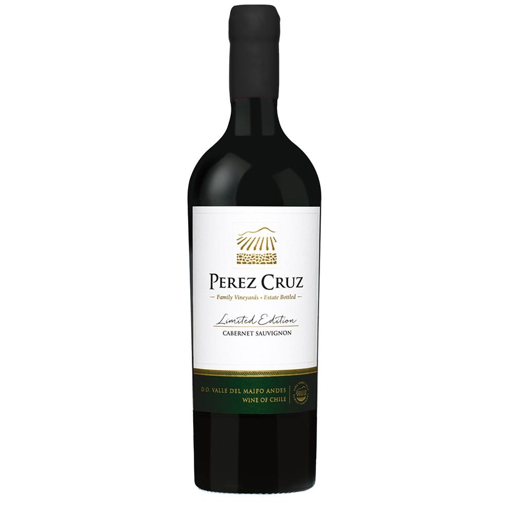 Vino cabernet sauvignon limited edition