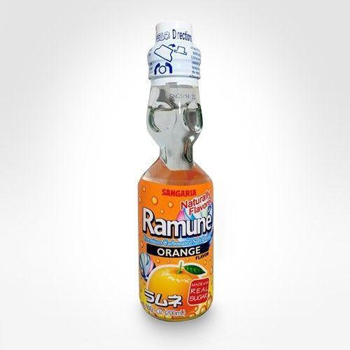 Ramune orange