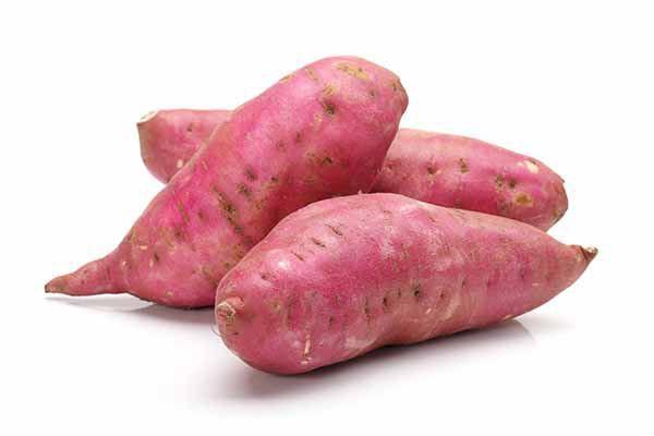 Batata doce rosada