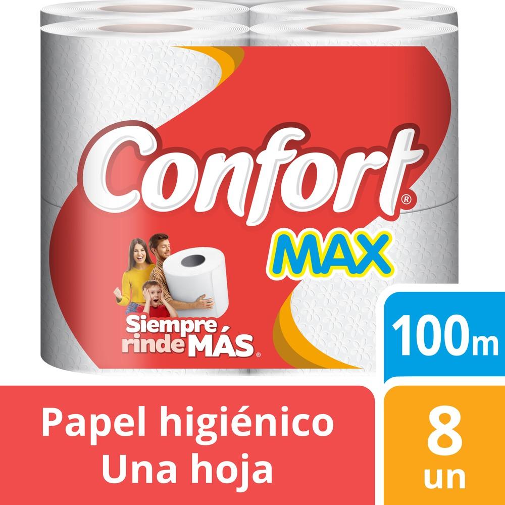 Papel higiénico Max una hoja