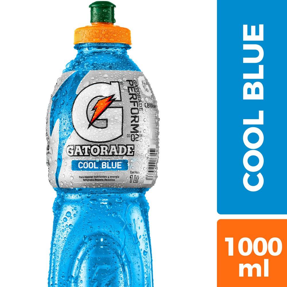 Bebida isotónica Cool Blue