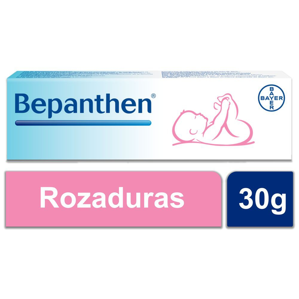 Pomada protectora contra rozaduras dexpanthenol 5%
