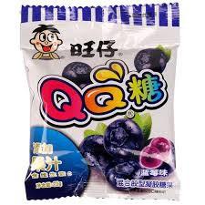 Gomita - arandano 20 g   bolsa