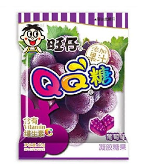 Gomita - uva 20 g   bolsa