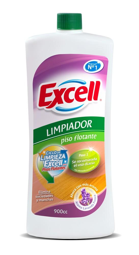 Limpiador piso flotantes aroma lavanda