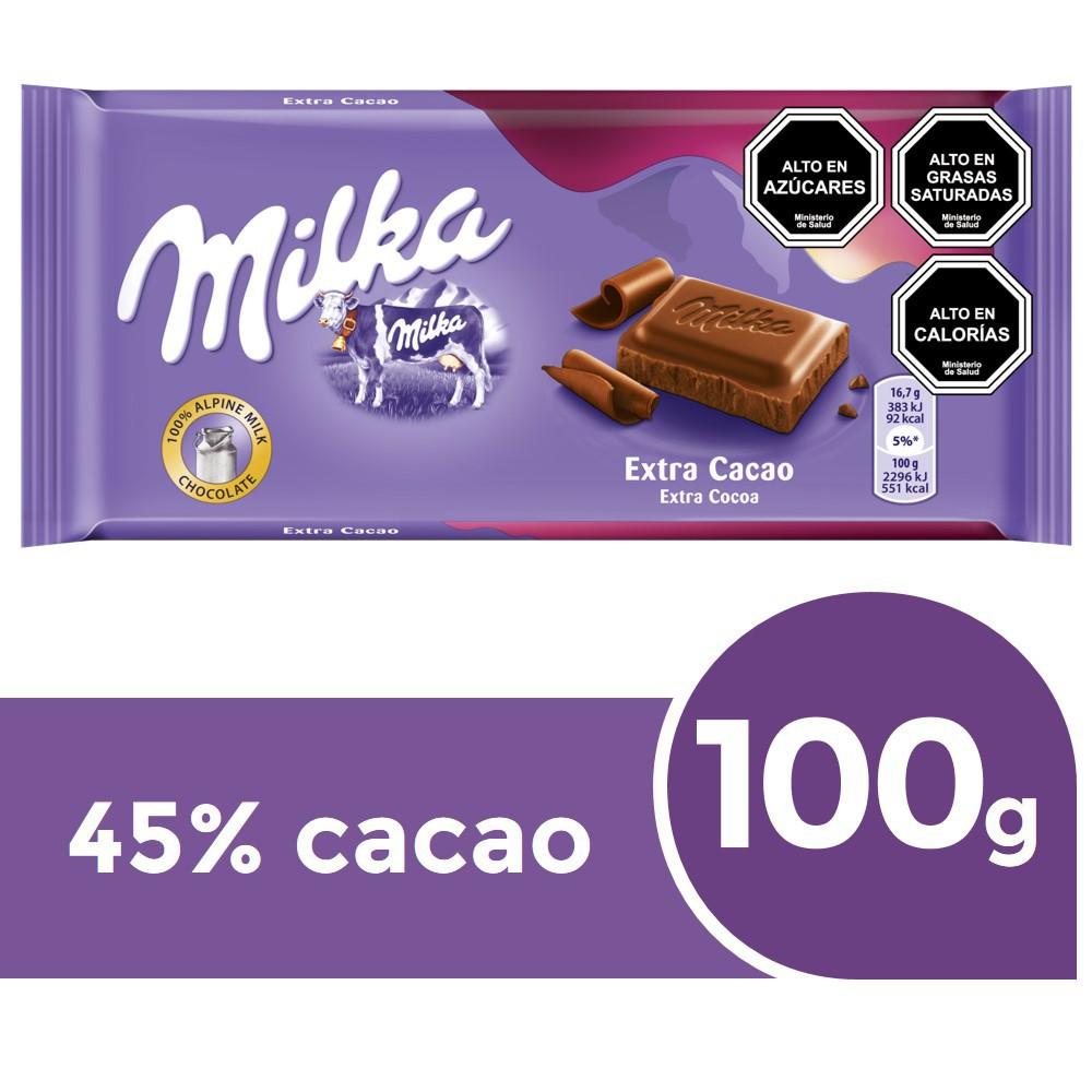 Chocolate amargo 45% cacao