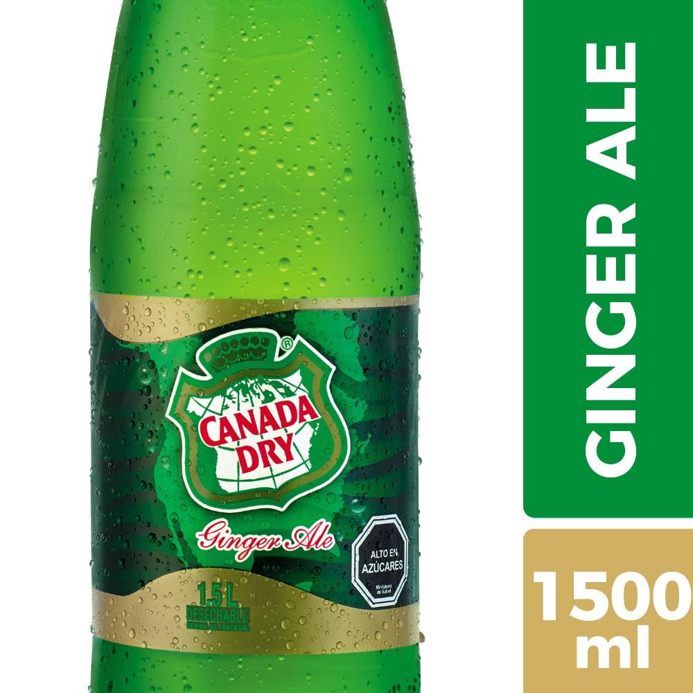 Bebida ginger ale