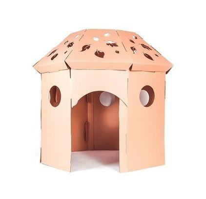 Cabaña grande 1,20 de diametro x 1,20 cm. de alto