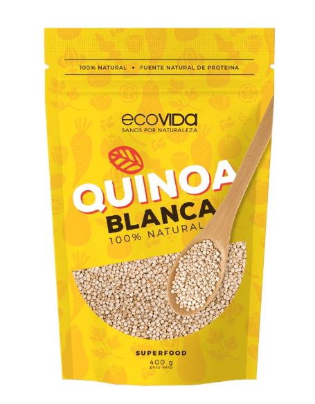Quinoa orgánica Bolsa 400 g