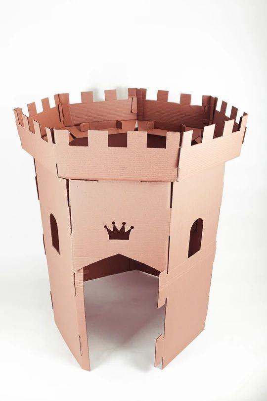 Castillo grande 1,20 de diametro x 1,30 cm. de alto