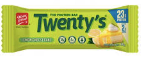Twentys lemon cheesecake 23 g protein