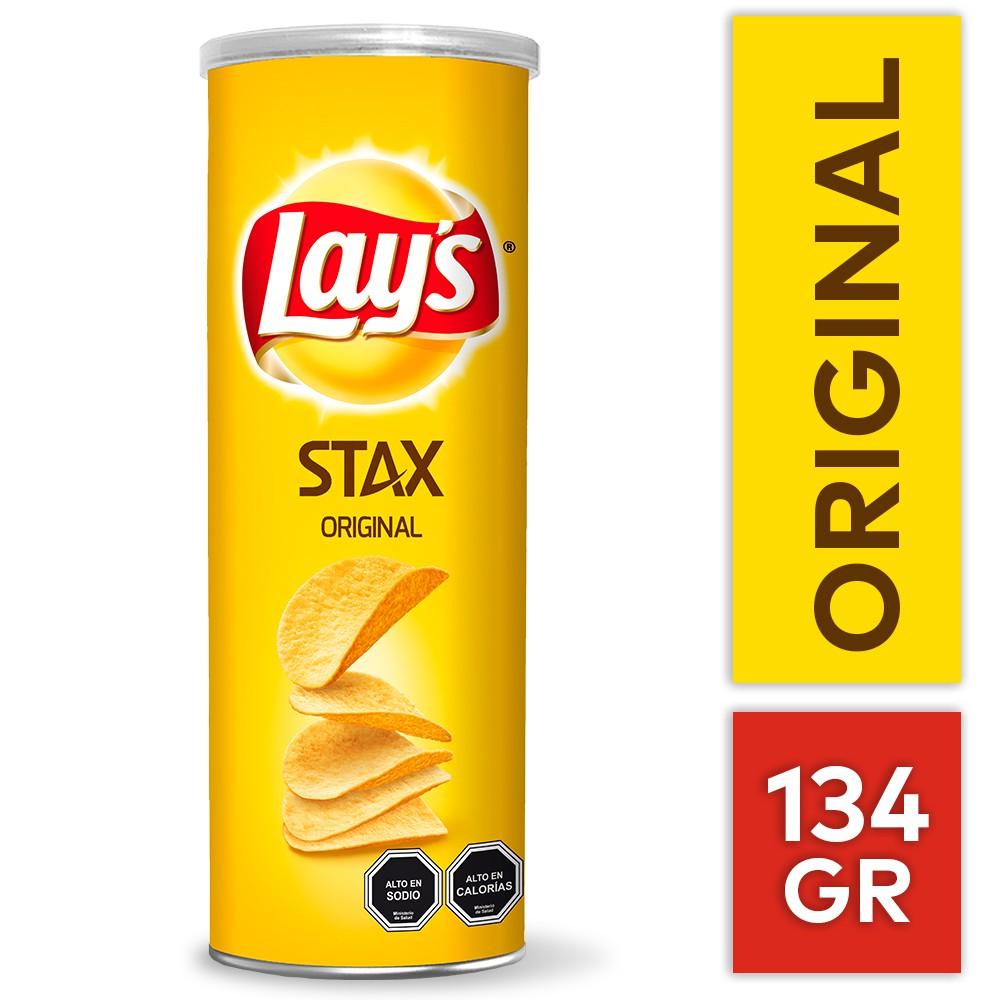 Papas fritas Stax original