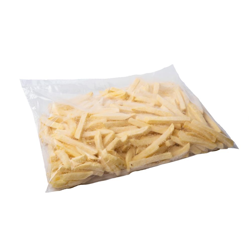 Papas fritas congeladas Bolsa de 1 Kg