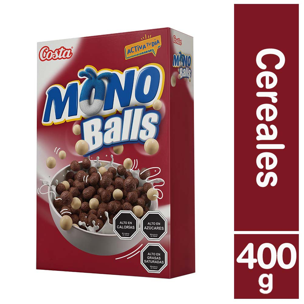 Cereal con Rolls blancos