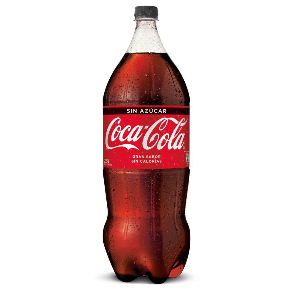 Bebida sin azúcar 1.5 l