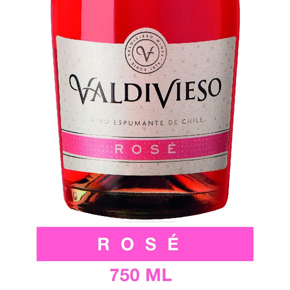 Espumante rosé