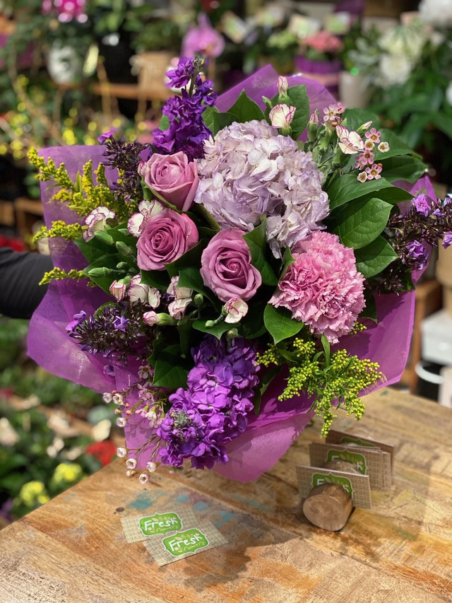 Bright memory 1 bouquet