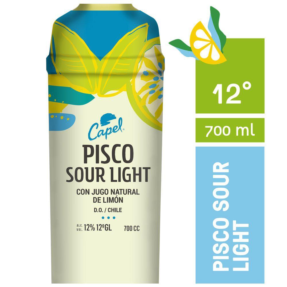 Sour light 12°