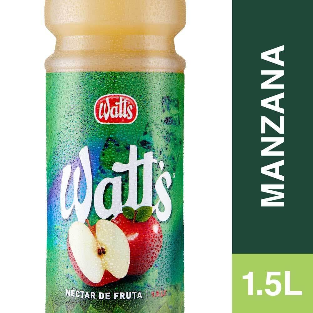 Jugo néctar de manzana