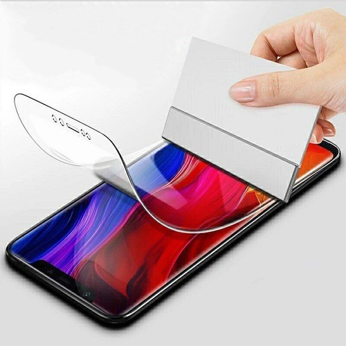 Lámina de hidrogel antigolpe iphone 12
