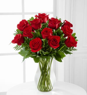 The FTD blooming masterpiece rose bouquet 1 bouquet
