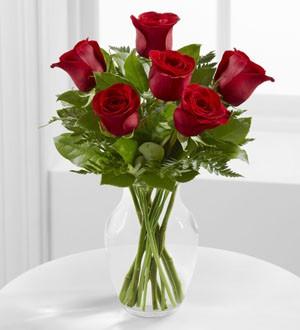 Simply enchanting rose bouquet 1 bouquet