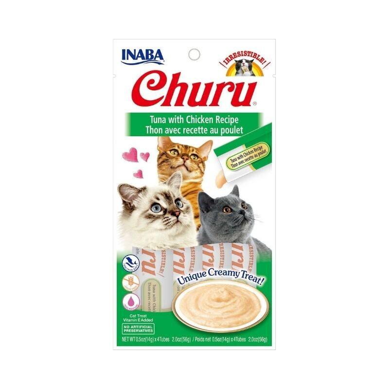 Churu tuna with chicken recipe 56 gr