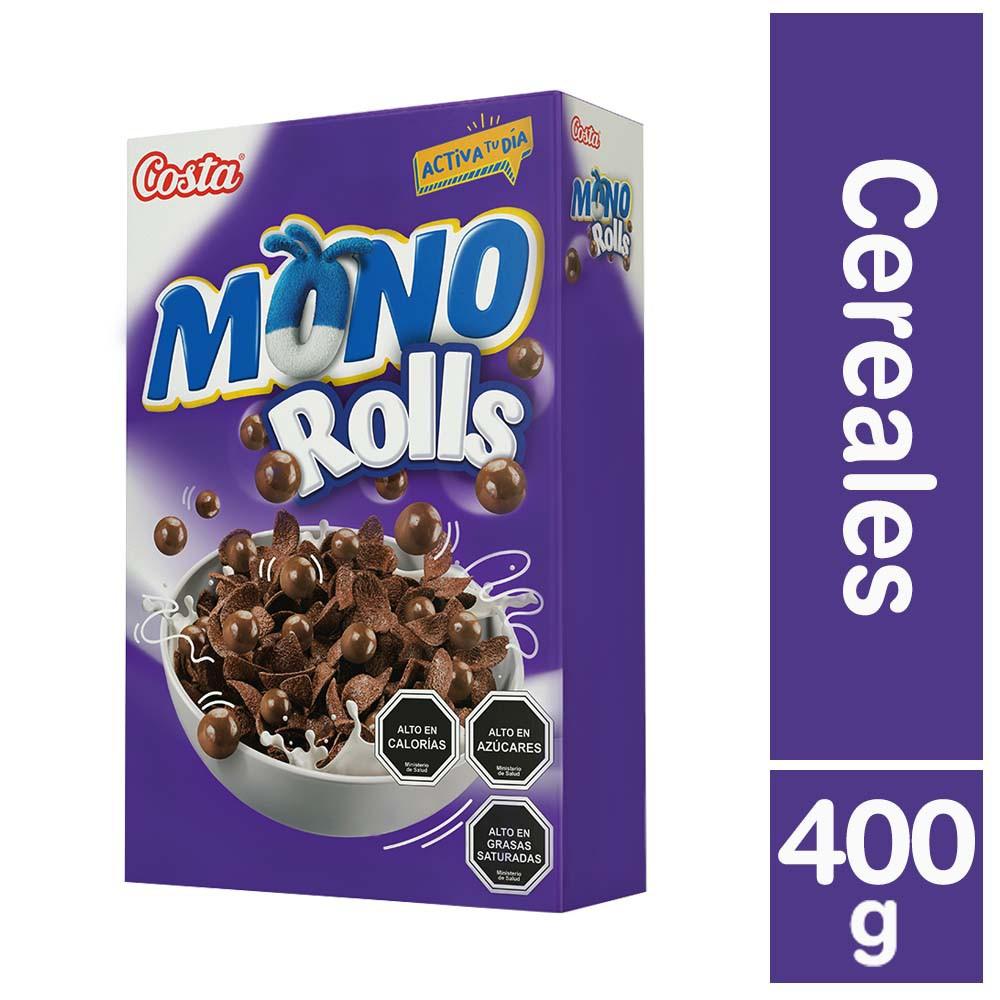 Cereal con Rolls negros