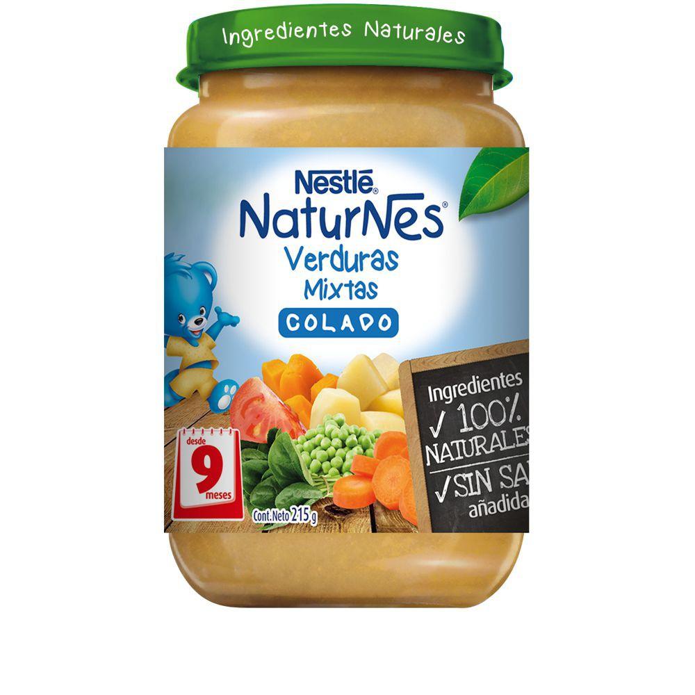 Colado NaturNes verduras mixtas