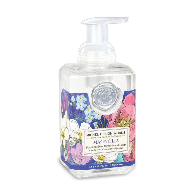 Jabón espuma magnolia 530ml