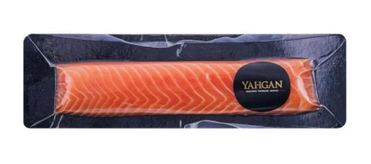 Loin de salmón ahumado en frío