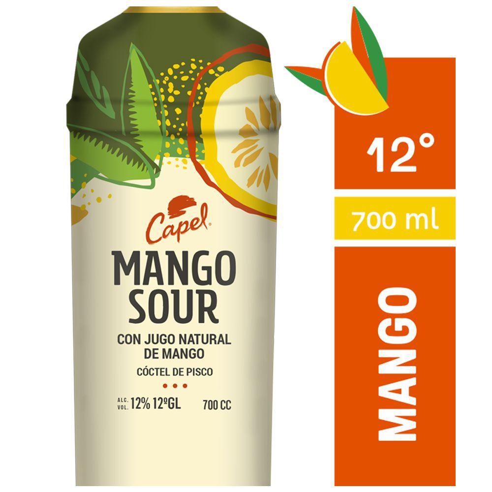 Mango sour 12°