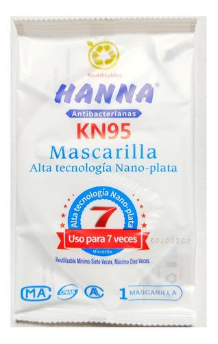 Mascarilla kn95 nano plata (caja 12 uds) oferta!!!! Caja 12 uds (individuales)