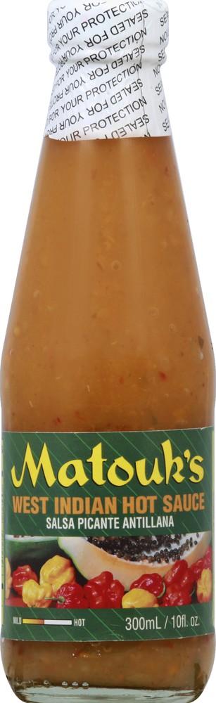 West Indian Hot Sauce