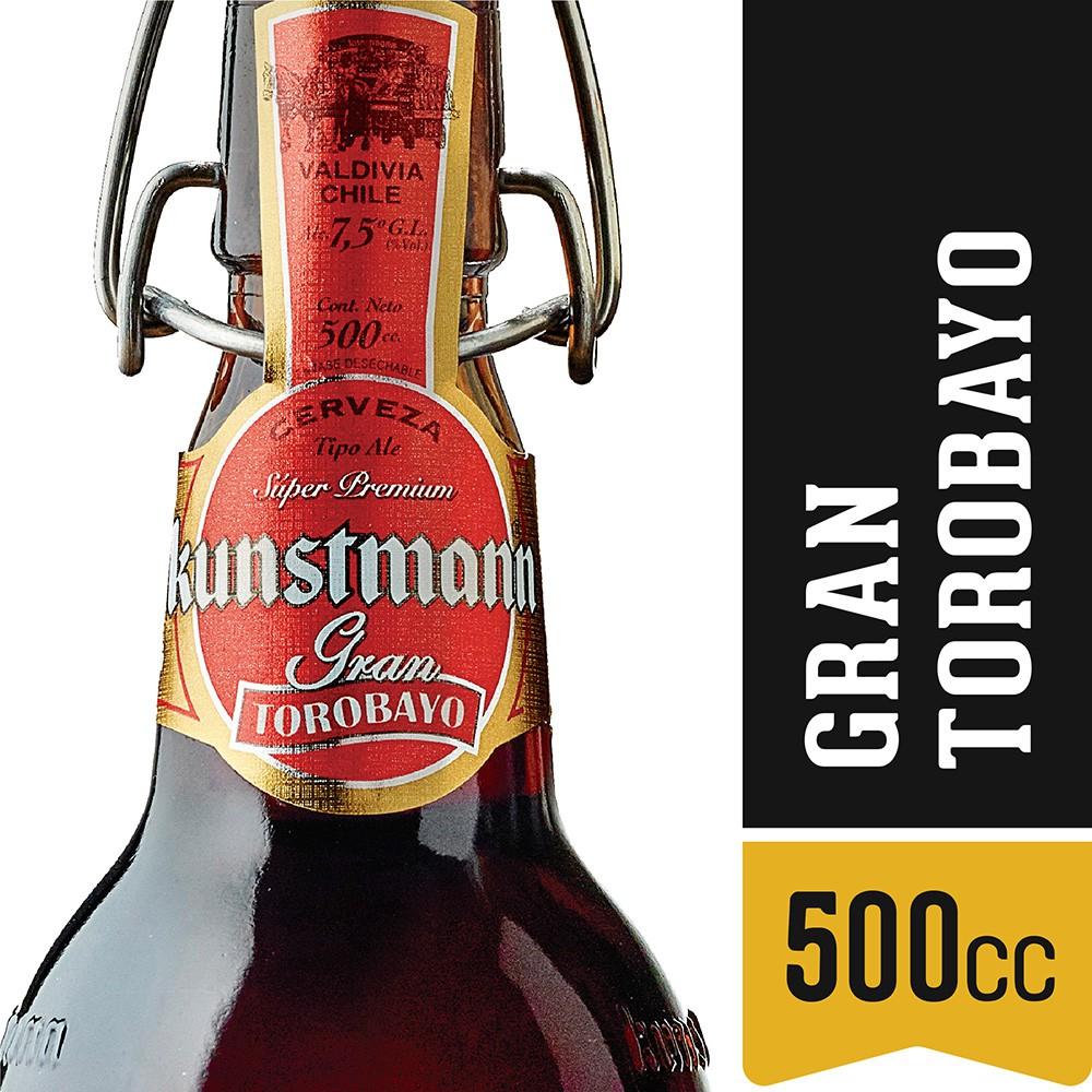 Cerveza gran torobayo