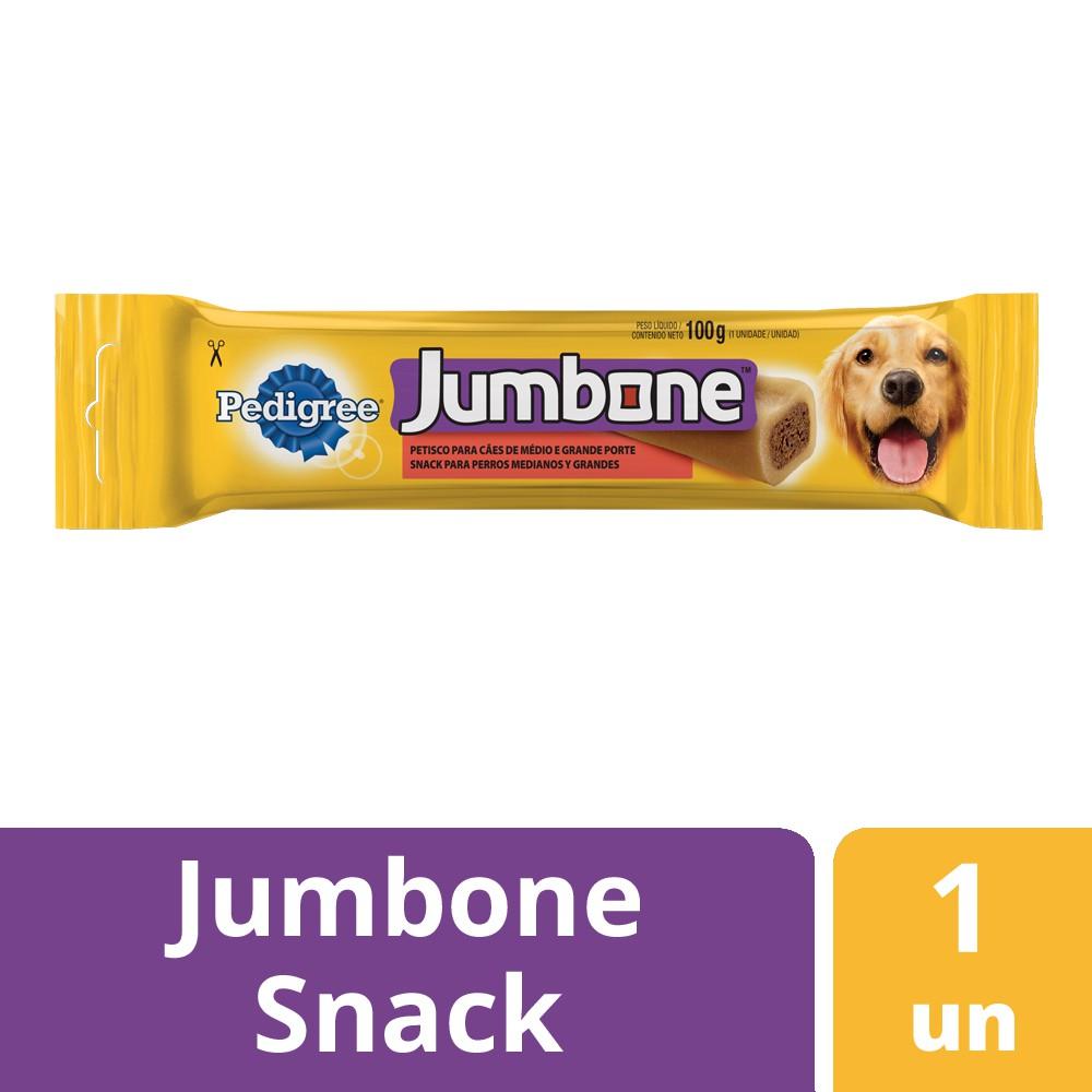 Snack para perros jumbone