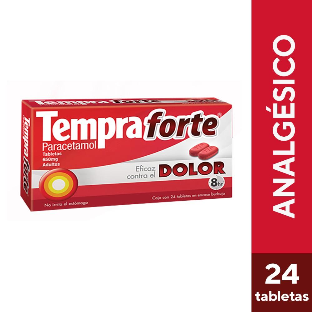 Forte paracetamol 650 mg