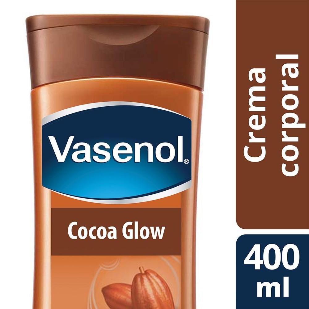 Crema corporal cocoa glow