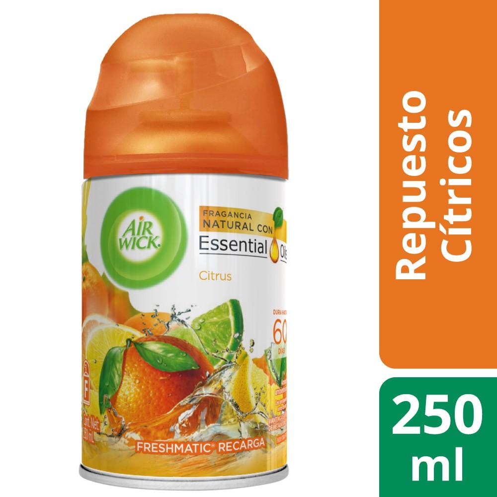 Desodorante ambiental aroma cítrico
