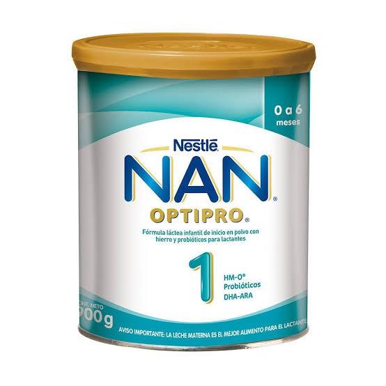 Fórmula láctea Nan Optipro etapa 1