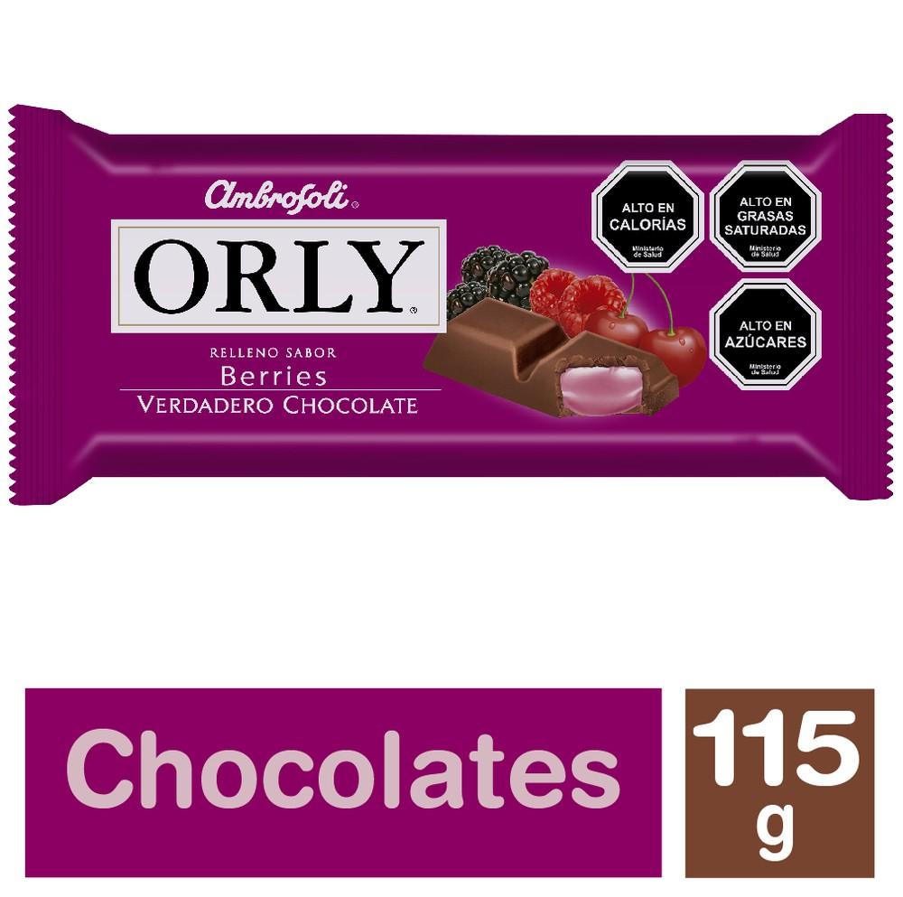 Chocolat Orly berries